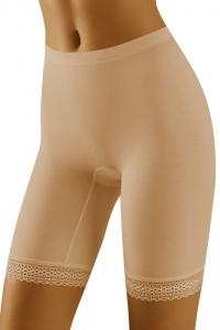 ... XXL Dámské nohavičkové kalhotky Rona béžové 1a92b0f534